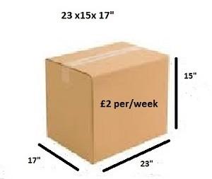astro box with sizes
