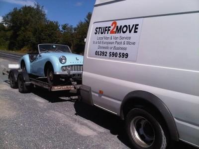 4947ad7c47 Office Removals Irish Man and van ...